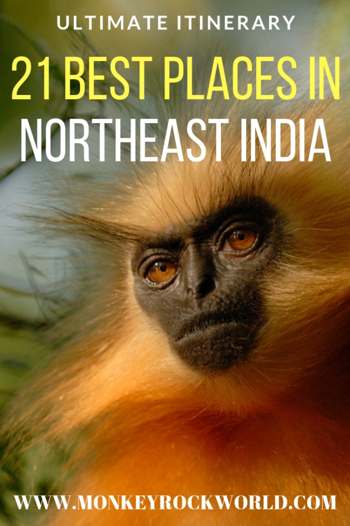 21 Best Places Northeast India