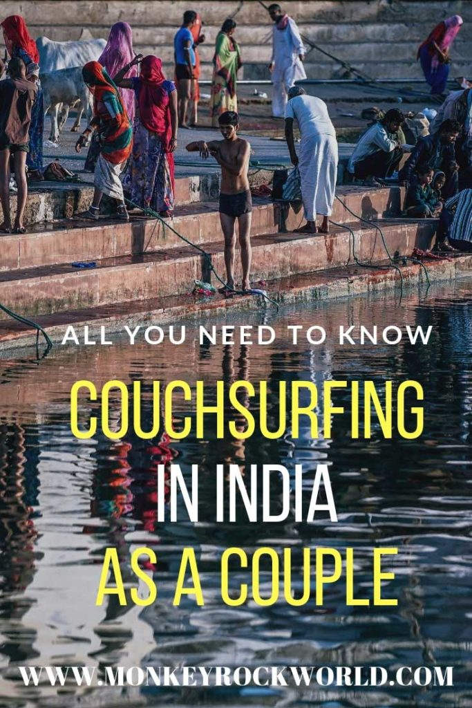 couchsurfing india as a couple