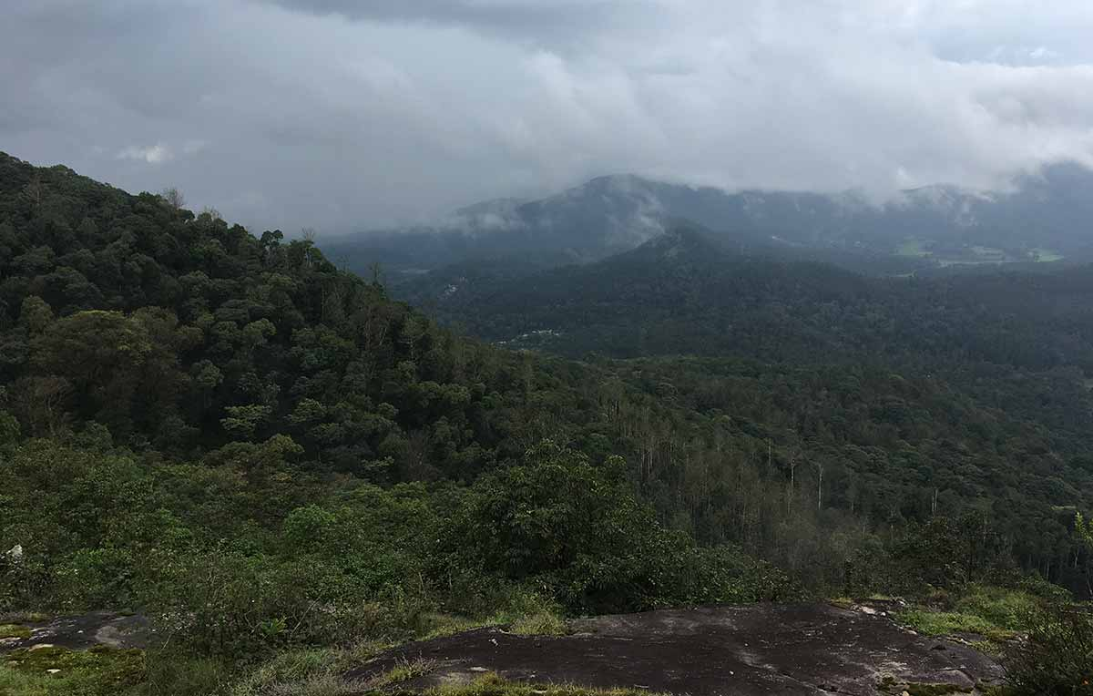 unexplored places in India Chikmagalur