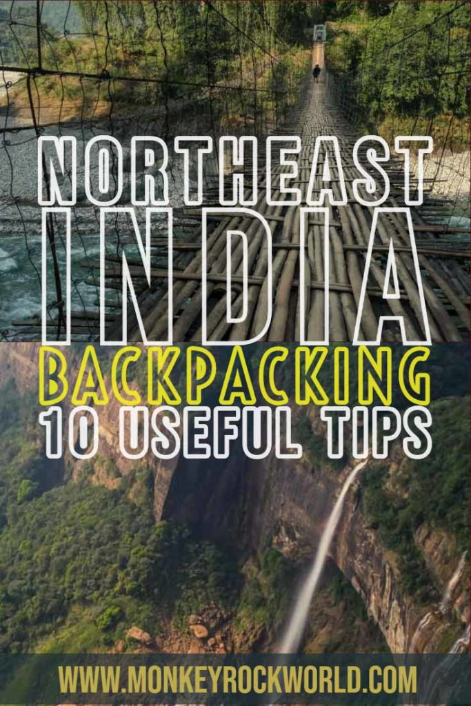 backpacking northeast India