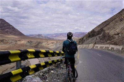 unexplored places in India cycling Ladakh