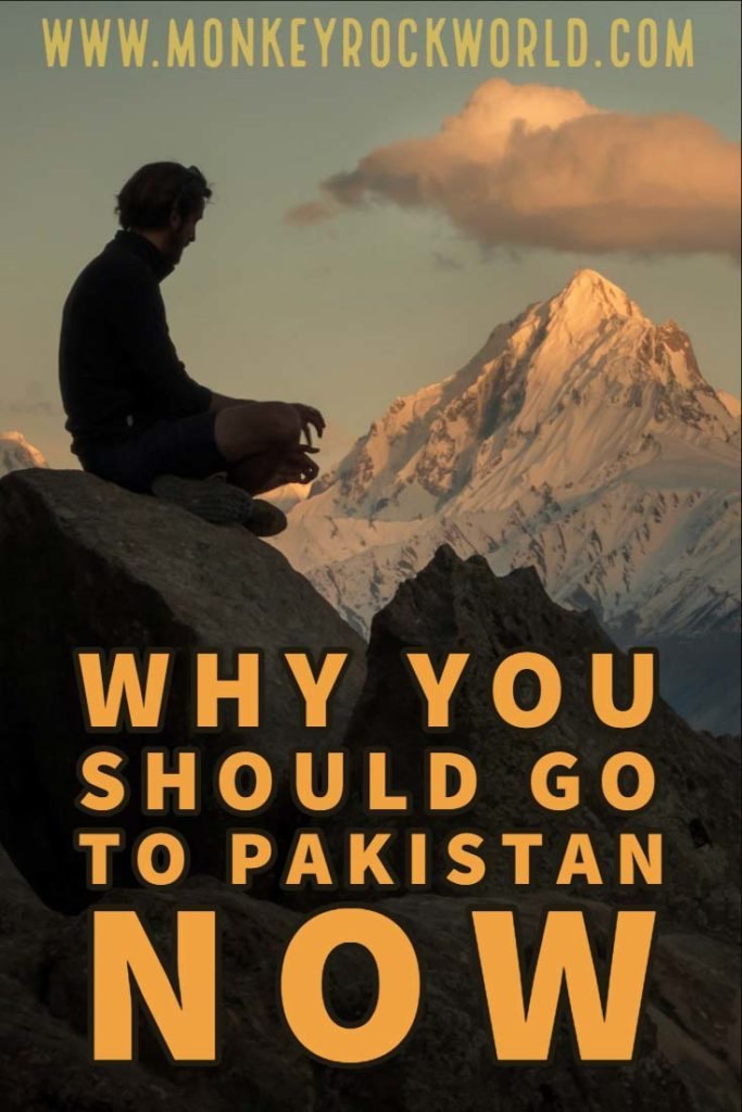 reasons to visit pakistan