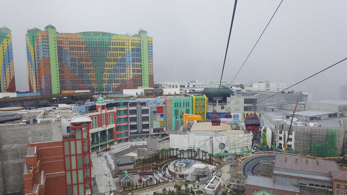 worst places to visit in southeast asia genting highlands malaysia
