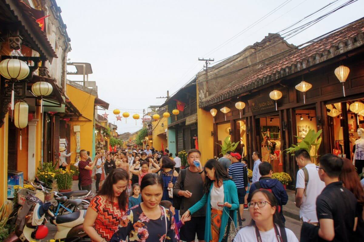 worst places to visit in southeast asia Hoi An Vietnam