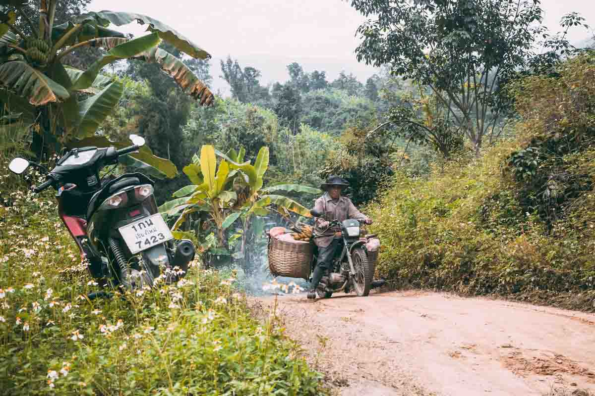 worst places to visit in southeast asia pai thailand