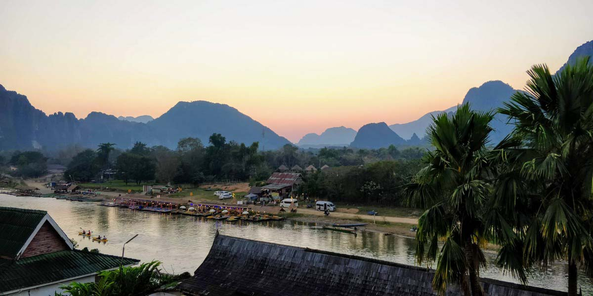 worst places to visit in southeast asia vang vieng laos