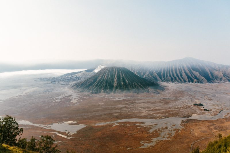 worst places to visit in southeast asia mount bromo indonesia