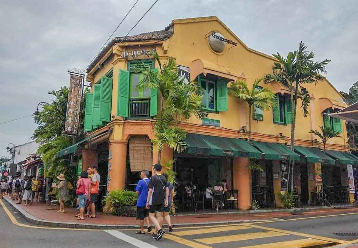 worst places to visit in southeast asia melaka malaysia
