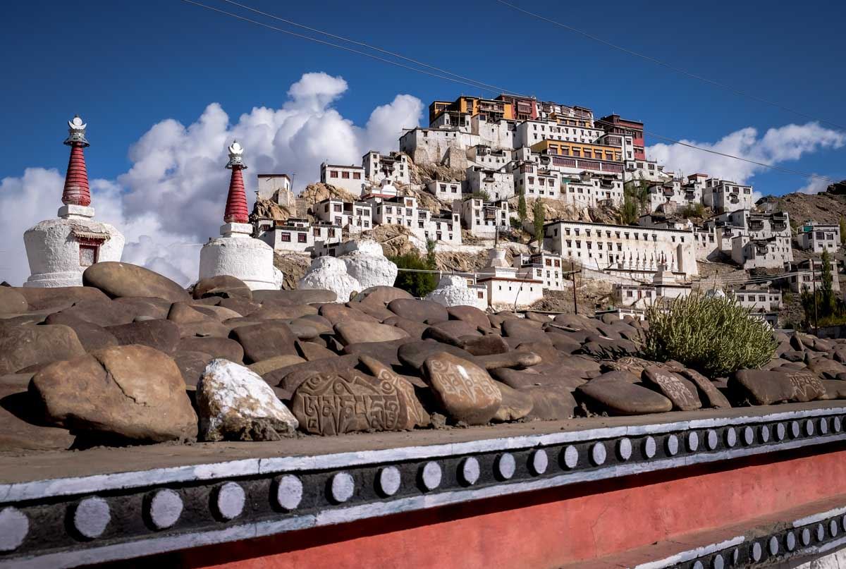 best time to visit Leh Ladakh Thiksey monastery