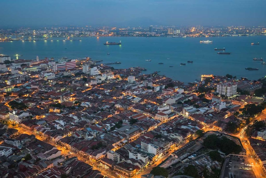 best places to visit in malaysia in 3 days Penang